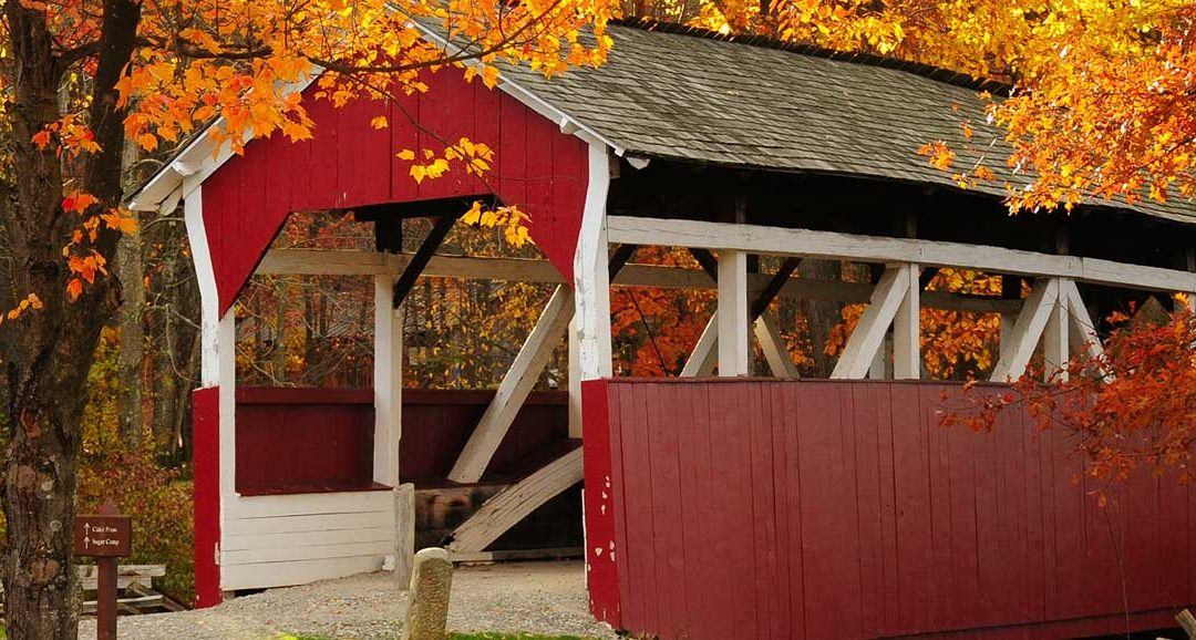 New England Fall Foliage Adventure by the Book